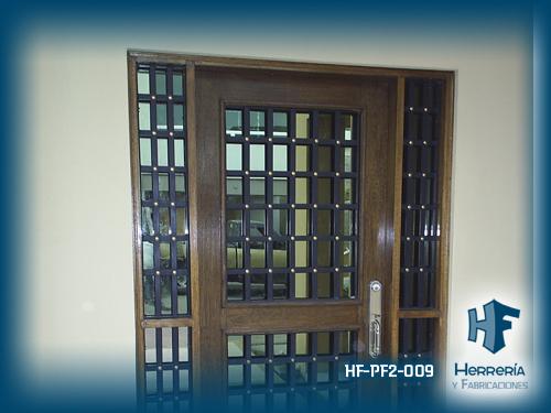 Hf galer a puertas de forja for Puertas correderas de forja