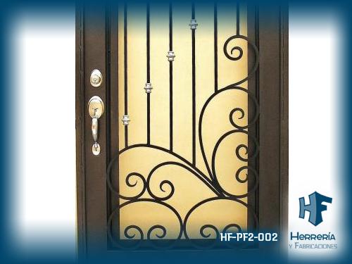Puertas de forja rejas y barandales car interior design for Puertas correderas de forja